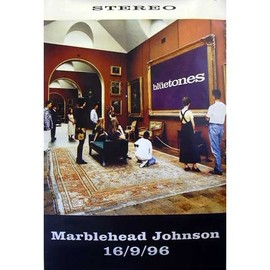 The Bluetones - Marblehead Johnson - AFFICHE / POSTER envoi en tube