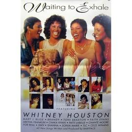 Whitney Houston - Waiting For Exhale - AFFICHE / POSTER envoi en tube