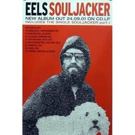 Eels - Souljacker - AFFICHE / POSTER envoi en tube