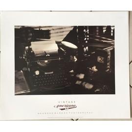 Occasion, Desmond Burdon - Vintage Americana - AFFICHE / POSTER envoi en tube d'occasion  Livré partout en France