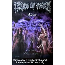 Cradle Of Filth - Midians - AFFICHE / POSTER envoi en tube