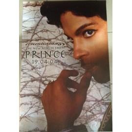 Prince - Musicology - AFFICHE / POSTER envoi en tube
