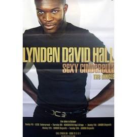 Lynden David Hall - Sexy Cinderella - AFFICHE / POSTER envoi en tube