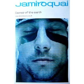 Jamiroquai - Corner Of The Earth - AFFICHE / POSTER envoi en tube