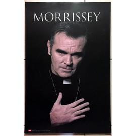 Morrissey - - AFFICHE / POSTER envoi en tube