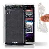 Coque Gel Tpu De Stuff4 / Coque/Etui/Housse Pour Blackberry Z30 / Amplificateur Design / Haut-Parleur Dessin Collection