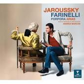 Jaroussky Farinelli : Porpora Arias - Carlo Broschi Farinelli