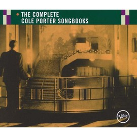 The Complete Cole Porter Songbook Verve collection interp. divers