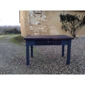 Table Ancienne Id�al Bureau En Ch�ne Massif