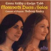 Monteverdi Duets&solos -