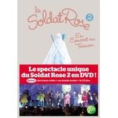 Le Soldat Rose 2 En Concert Au Trianon - �dition Dvd + Cd + Double Poster - Concert Trianon