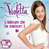L'album De La Saison 1 - Violetta,