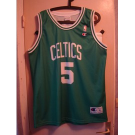 Maillot Champion Basket Celtic Boston Replica Xl
