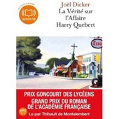 La V�rit� Sur L'affaire Harry Quebert - Jo�l Dicker