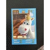 Carte Disney Pixar Auchan 2015 - Toy Story - Bouton D'or - N�81