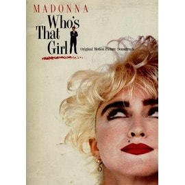 Madonna : Who's that girl