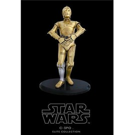 Star Wars - Statuette Elite Collection C-3po 18 Cm