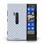 Coque De Stuff4 / Coque/Etui/Housse Pour Nokia Lumia 920 / Turquiose Design / Moulin � Vent Collection