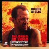 Laserdisc Une Journ�e En Enfer : Die Hard 3 (V.F.) Ws Edition - Pal