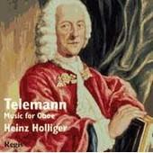 Musique Pour Hautbois - Georg Philipp Telemann