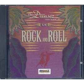 Dansez le rock and roll Vol. 2 - + poster