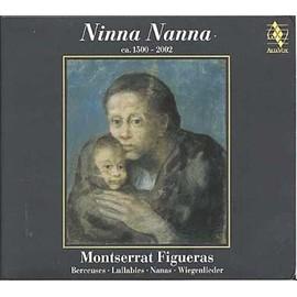 Ninna Nanna - Berceuses de 1500 à nos jours : Anonymes, W. Byrd, G.G. Kapsberger, T. Merula, J.F. Reichardt, F. Schubert, M. Moussorgski, F. Garcia-Lorca, A. Pärt, D. Milhaud