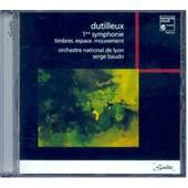 Symphonie No. 1, Timbres, Espace, Mouvement Orch. National De Lyon. - Henri Dutilleux