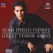 Great Tenor Arias (Super Audio Cd) - Juan Diego Fl�rez
