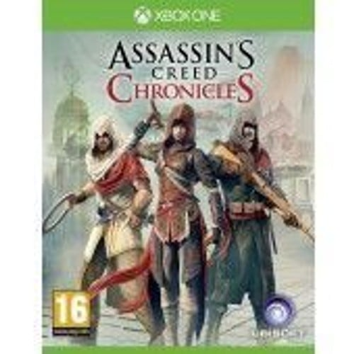 Assassin's Creed Chronicles Trilogie Xbox One
