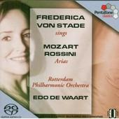 Frederica Von Stade Sings Mozart & Rossini Arias [Hybrid Sacd] - Inconnu