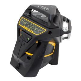 Niveau laser ligne automatique STANLEY X3-360 GREEN - Faisceau vert - FMHT1-77356, occasion
