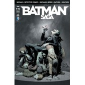 Batman + Detective Comics + Batman & Robin + Batgirl + Grayson : Batman Saga N� 42 ( Octobre 2015 ) de Snyder, Capullo, Plascencia, Miki / Tynion, Nguyen, McCaig, Fridolfs / collectif