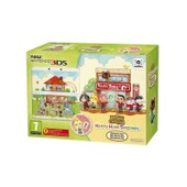 Console New Nintendo 3ds + Animal Crossing : Happy Home Designer Pr�install�