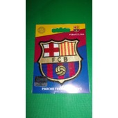 Patch �cusson Brode Fc Barcelone