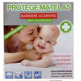 Alese Prot�ge Matelas Imperm�able Anti Acariens 140x200