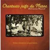Chanteurs Juifs Du Maroc - Collectif