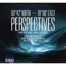 Perspectives (69ï¿?42' North-19ï¿?00' East)