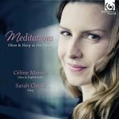 M�ditations : Hautbois Et Harpe � L'op�ra - C�line Moinet