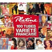 Platine, Les 100 Tubes De La Variete Fran�aise 2014 - Collectif