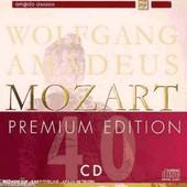 Mozart Premium : Concertos Pour Cor Et Orchestre No 1 � 3 - Concerto Pour Hautbois Et Orchestre - Wolfgang Amadeus Mozart