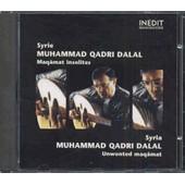 Syrie : Maqamat Insolites - Muhammed Qdri Dalal