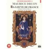 Les Rois Maudits Vol. 5 : Les Louves De France - Cd Mp3 - Maurice Druon