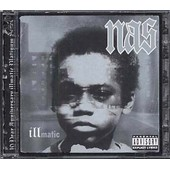 Illmatic 10th Anniversary Platinum Edition - Nas,