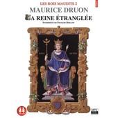 Les Rois Maudits Vol. 2 : La Reine �trangl�e - Cd Mp3 - Maurice Druon