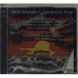 """Symphonies danoises post-romantiques de Louis Glass : Symphonie no. 5 en ut majeur opus 57 """"Svastica"""""""