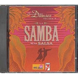 Dansez la salsa & la samba Vol. 8 - + poster