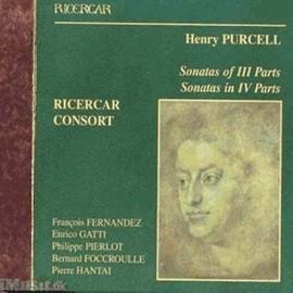 12 sonatas of III Parts, 10 sonatas in IV Parts