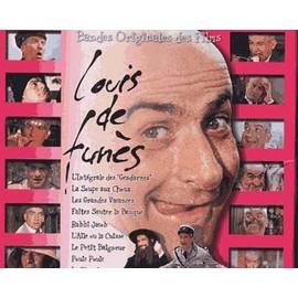 LOUIS DE FUNES - BOF - COFFRET VOL 1 + VOL 2 - LIVRET + POSTER
