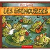 Grenouilles (Les) - Steve Waring