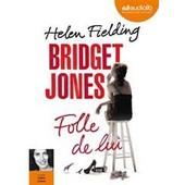 Bridget Jones, Folle De Lui - Cd Mp3 - Helen Fielding